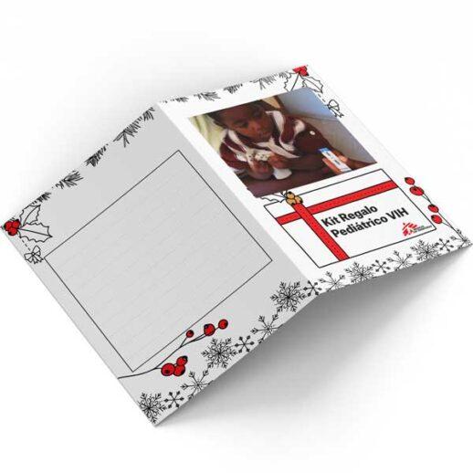 Kit VIH/SIDA Pediátrico